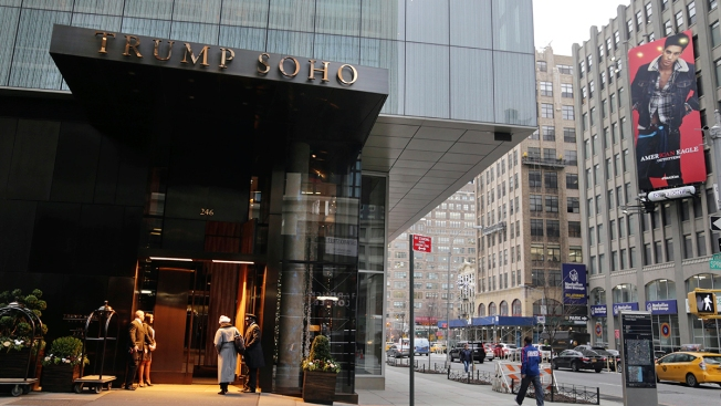 Trump SoHo to Shed the 'Trump' Amid Reports of Sagging Business