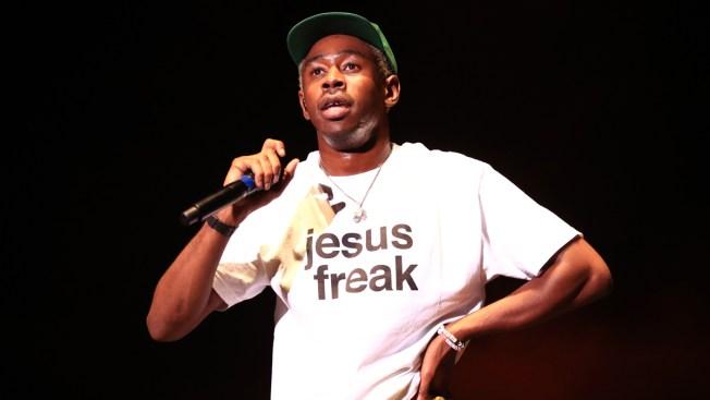 rapper tyler the creator involved in la car collision nbc 6 south