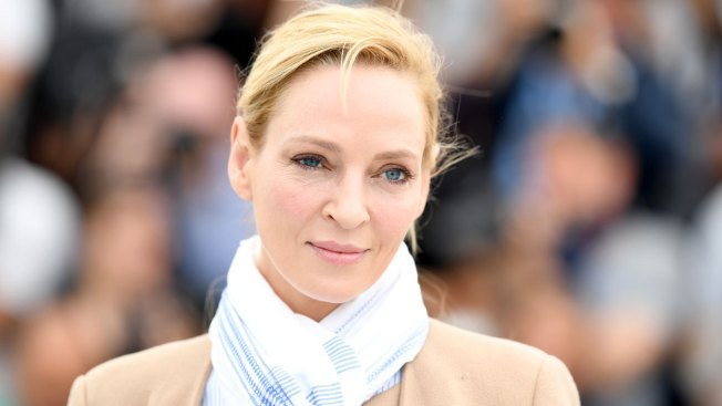 Uma Thurman Calls Out Harvey Weinstein in Thanksgiving Post