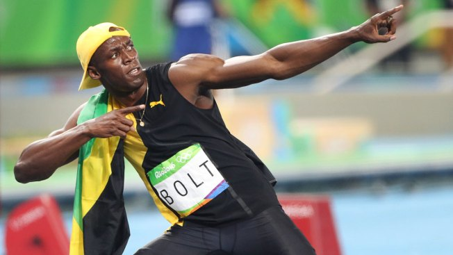 Rio Day 9: The World's Fastest Man, an Olympic Proposal and Other Memorable Moments