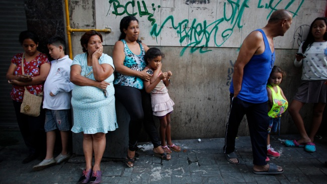 Strong Quake Hits Venezuela, But Little Damage Reported