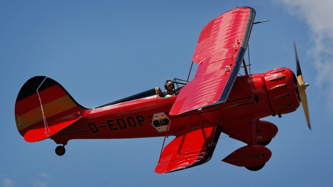 Vintage Plane Rally Along African Coast Swoops to an End
