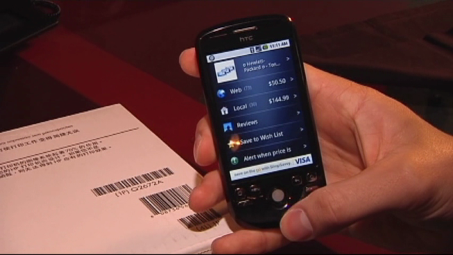 Mobile Phone App Saves Shoppers Big Bucks