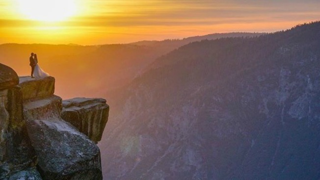 Yosemite Photographer Solves Mystery, Finds Wedding Couple