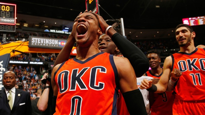 Russell Westbrook Wins NBA MVP After Historic Season Rockets Bucks Take 2 Awards