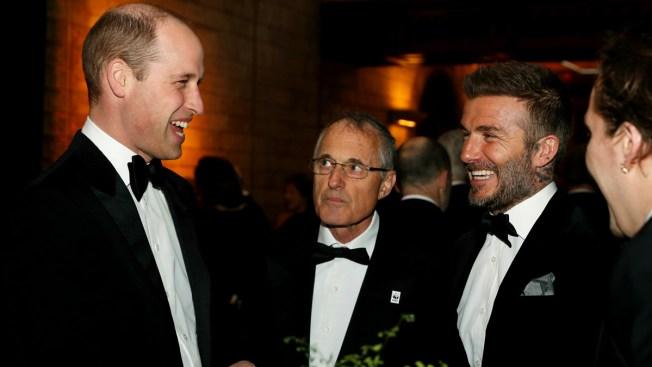Her Majesty's Secret Service: Prince William Studies Spies
