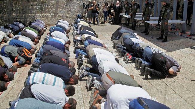 Israel Reopens Jerusalem Holy Site After Deadly Assault