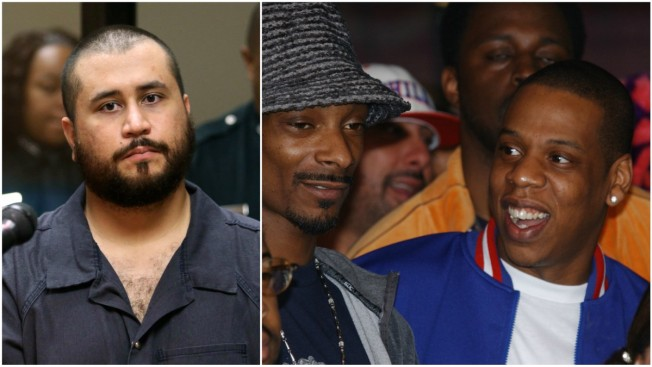 George Zimmerman Threat Against Jay Z Draws Swift Response From Snoop Dogg