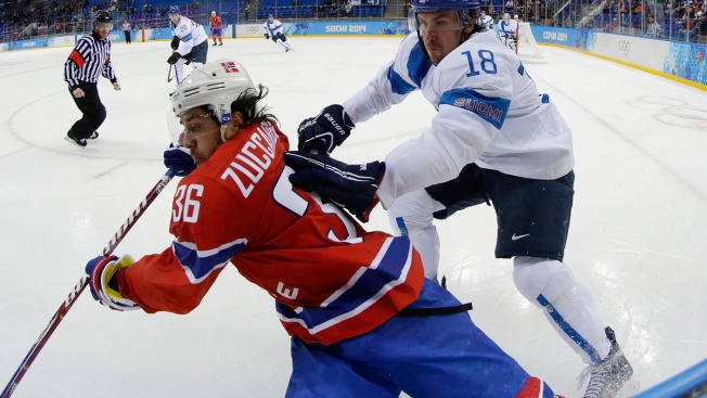 Norway's NHL Player Out Against Russia With Injury