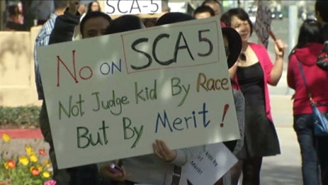 California Democrats Scrap Affirmative Action Amendment