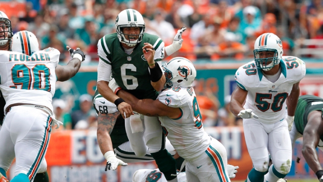 Dolphins-Jets Preview: Grudge Match Part II