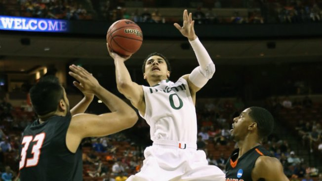 Canes Roll in Tourney Opener