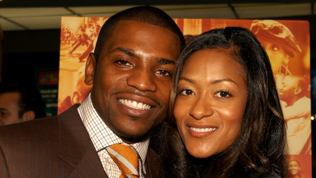 "Mekhi Phifer Says ""I Do"" to Reshelet Barnes"