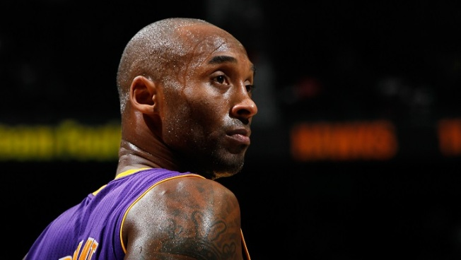 Injury Will Keep Kobe Bryant Out for Remainder of Lakers' Season