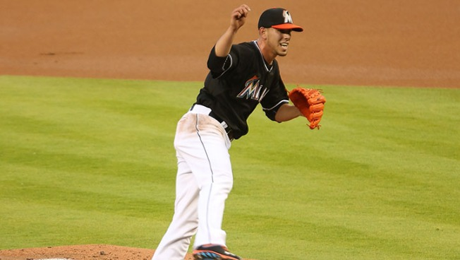Jose Fernandez Named Co-NL Player of the Week