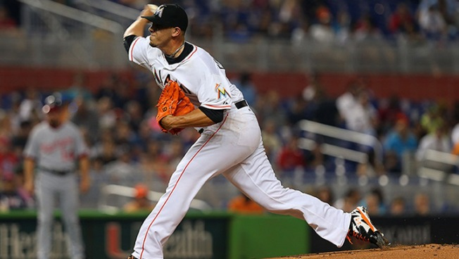 Nationals Blast Away Marlins With Late Power Surge