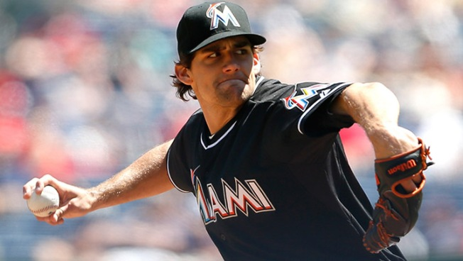 Pen Lets Marlins Down in Eighth as Braves Take Series