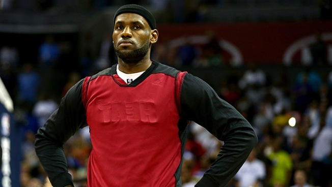 LeBron Encourages Owners To Vote Donald Sterling Out of NBA