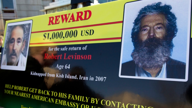 $1 Million Reward Offered For Bob Levinson