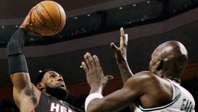 Heat Lose To Celtics 91-72