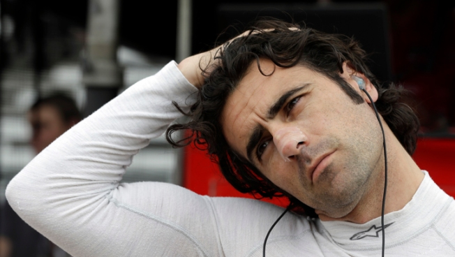Dario Franchitti Entering Heady Company in IndyCar