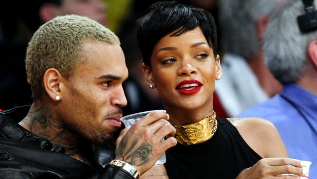 Chris Brown Confirms Split with Rihanna