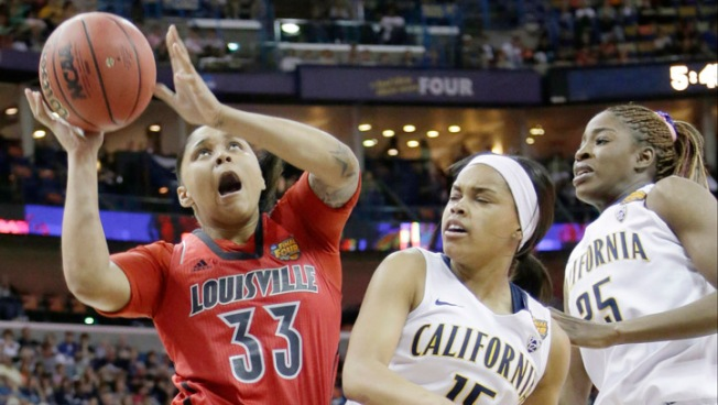 Louisville Beats Cal 64-57 to Reach Title Game