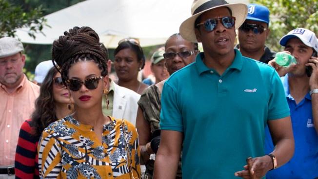 South Floridians React to Jay-Z and Beyoncé Trip to Cuba