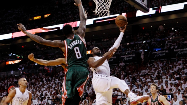 Miami Heat Beat the Bucks 110 to 87