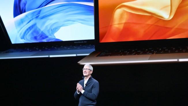 Apple Unveils New iPad Pro, MacBook Air and Mac Mini Desktop Computer