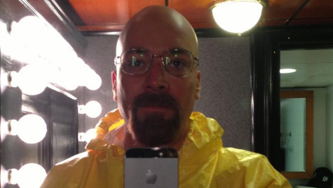 "Fallon Spoofs ""Breaking Bad"""