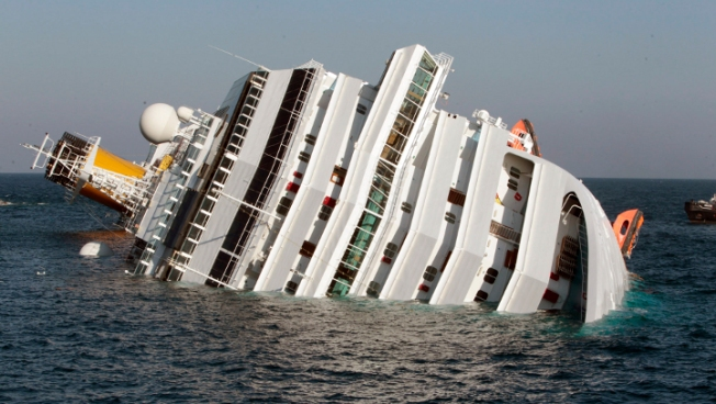 """Clear Negligence"" in Costa Concordia Accident, Miami Maritime Lawyer Says"