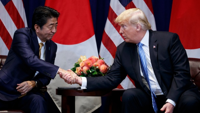 US, Japan Agree to Negotiate a Free Trade Agreement