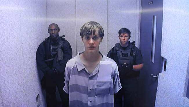 Condemned Church Shooter Roof Seeks Appellate Court Mercy