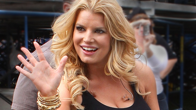 Jessica Simpson Swings at Critics: I'm Authentic