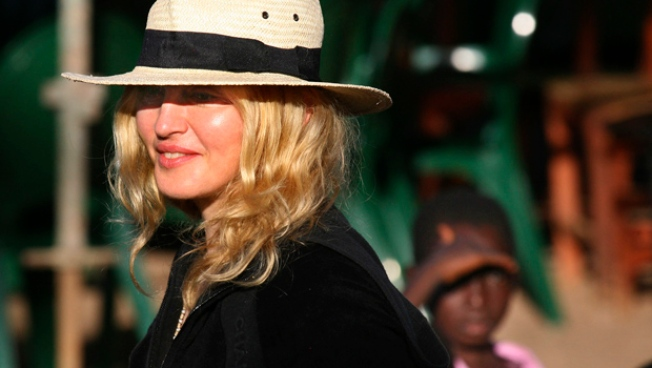 Mercy! A New Twist in Madonna's Adoption Bid