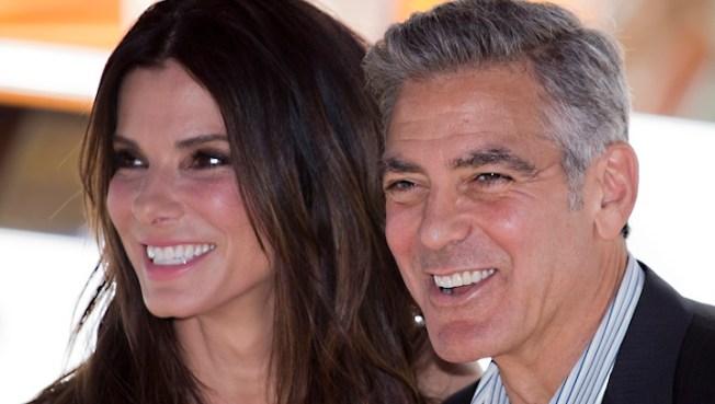 Bullock, Clooney Kick Off Venice Film Festival