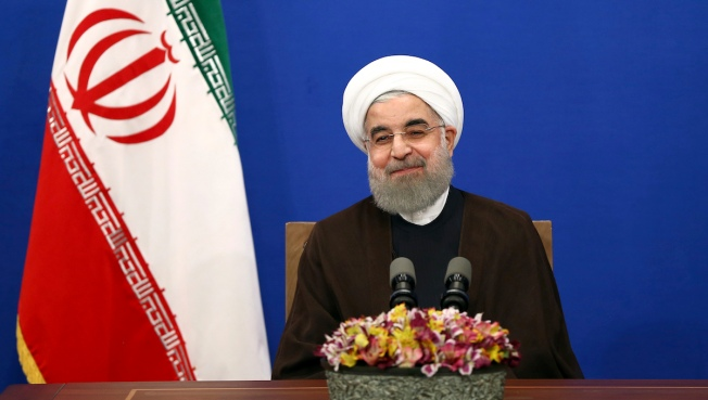 Rouhani, Man of the Islamic Revolution, Opens Iran to West