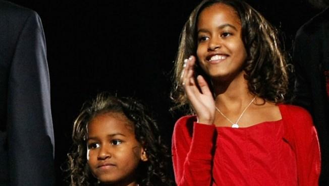Counter Intelligence: Obama Girls Poster Kids for J. Crew
