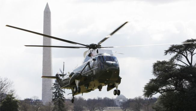Obama Helicopter Security Breached: Report