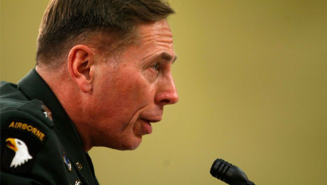 Petraeus: al-Qaida Not Operating in Afghanistan