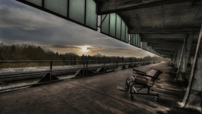 The Beauty Of Decay: Gorgeous Shots of Creepy, Abandoned Buildings