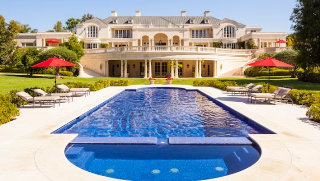 For $90M, You Could Live on Walt Disney's Estate