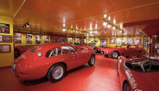 For Sale: One-Bedroom with Subterranean Ferrari Garage