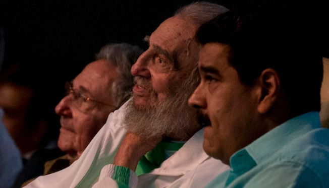 Photos: Fidel Castro's 90th Birthday