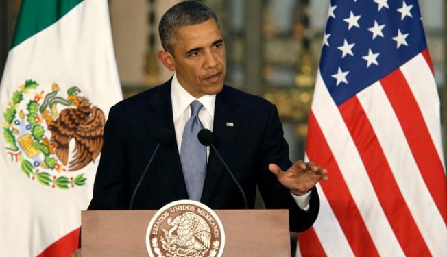Obama: U.S., Latin America Must Fight Drug Violence