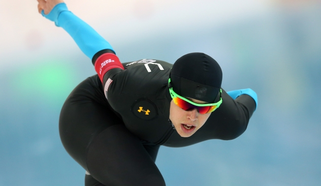 "Racing Suit Woes Just ""Tip of the Iceberg"" With U.S. Speedskating Organization, Olympian Maria Lamb Says After Dismal Sochi Showing"