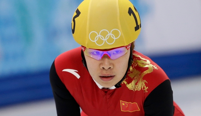 Sochi Short Track: China's Zhou Yang Wins 1,500 Gold; Russia's Viktor Ahn Wins 1,000