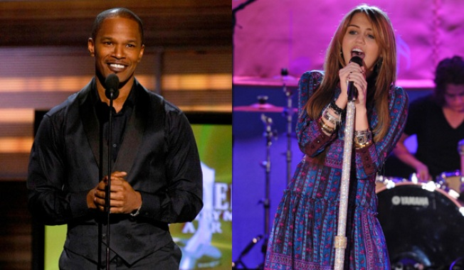 Foxx to Miley: Is Sorry Enough?