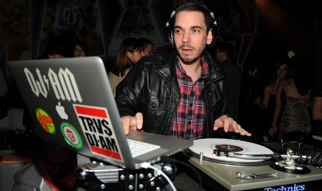 DJ AM Eerily Spared from Second Plane Crash... Maybe